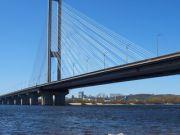"""""""Киевавтодор"""" сообщил, когда закончат ремонт на Южном мосту"""