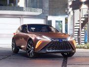 Lexus представив суперрозкішний позашляховик