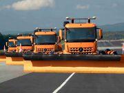 Daimler показала, на что способны ее беспилотные грузовики (видео)