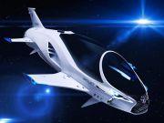 Японський автобренд Lexus створив міжгалактичний корабель Skyjet