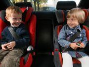 Рада може запровадити штрафи за порушення правил перевезення дітей