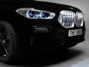 BMW представив найчорніший автомобіль у світі (фото)