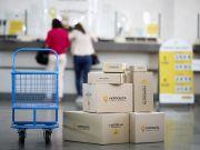 Укрпочта и monobank предлагают кэшбек 15% на международные и внутренние отправления