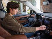 Chevrolet с помощью специальной функции будет обучать начинающих водителей (видео)