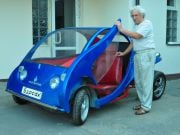 Киевлянин создает экономные автомобили за 18 тыс. грн