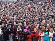Акция на Майдане в Киеве продолжится до окончательного пересмотра Налогового кодекса