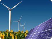 Германия получила больше половины энергии от возобновляемых источников