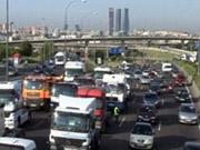Кличко: в первую очередь надо отремонтировать ключевые магистрали, от которых зависит движение в городе