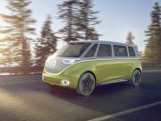 Автобус для хиппи: Volkswagen представил новый микроавтобус