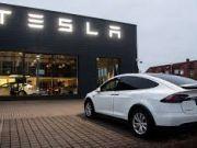 Стоимость акций Tesla выросла до рекордного уровня