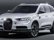 Bugatti планує випустити електричний кросовер