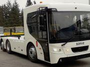 «Богдан» показала готову електровантажівку з запасом ходу 220 км