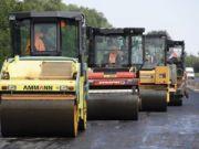 Начался ремонт худшей трассы в Украине