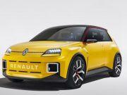 Легендарный Renault 5 возродят как электромобиль