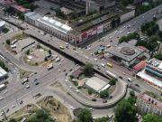 Движение транспорта на Шулявском путепроводе частично ограничили - КГГА
