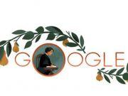 Google присвятив дудл 183-річчю української письменниці Марко Вовчок