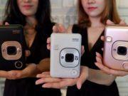 Fujifilm випустила камеру для фотографій зі звуком