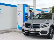Mercedes 2019 року випустить гібрид на водні
