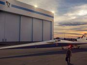 Lockheed Martin создает бесшумный сверхзвуковой самолет
