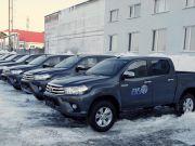 «Укргазвидобування» купило пікапи Toyota за 57 млн грн, відмовившись від дешевших на 5 млн грн Mitsubishi