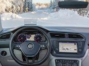 Автомобілі Volkswagen отримають «кліматичне» лобове скло