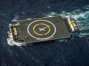 SpaceX построит третью морскую посадочную платформу