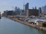 """В Торонто построят """"умный"""" квартал с деревяными небоскребами"""
