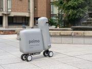 Японцы представили концепт надувного электрического велосипеда (видео)