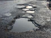 Київ поступово відмовиться від ямкового ремонту доріг - КМДА