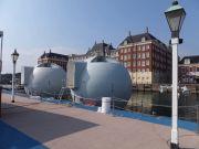 Японці створили готель-капсулу, здатний захистити від цунамі