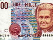 Итальянке разрешили поменять найденные в старом комоде лиры на евро