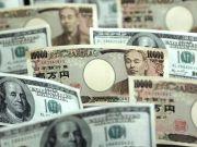 Доллар дешевеет к евро и иене на фоне снижения доходности US Treasuries