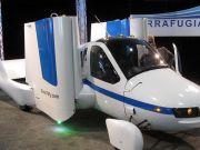 Первый летающий автомобиль Terrafugia поступит в продажу в 2019 году