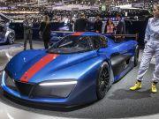 Pininfarina випустить електричний гіперкар за $2 млн