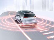 Bosch предлагает дополнить датчики самоуправляемых автомобилей лазерным сенсором
