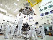У NASA протестували новий марсохід