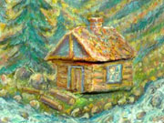 Сколько стоит домик в Карпатах
