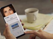 Новий смартфон Samsung зможе впізнавати власників за очима