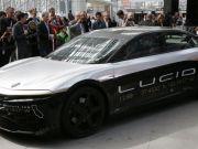 Саудовская Аравия инвестировала $1 млрд в Lucid Motors