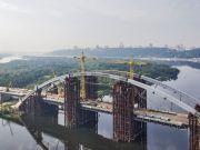 Як будівництво Подільського моста вплине на решту мостів