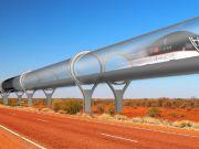 Мінінфраструктури та Hyperloop підписали договір про співробітництво