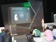 В Дубае показали в работе улучшенную версию украинской беспроводной зарядки Technovator XE