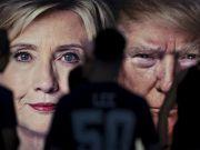 Яку позицію займають Клінтон і Трамп у ключових питаннях