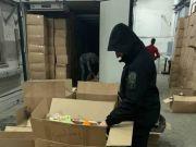 Брендовая одежда под видом «секонда»: пограничники предотвратили контрабанду на 25 млн