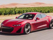 Новая компания Drako Motors представила суперкар за $1,25 миллиона