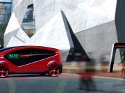 Fisker представила беспилотный шаттл для умного города