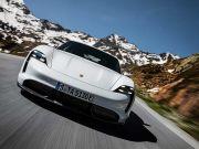 Porsche презентовала свой первый электрокар Taycan (видео)