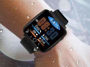 Китайська компанія Lenovo представила новий смарт-годинник (фото)