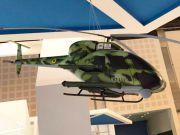 """Украинский боевой вертолет """"Combat"""" впервые представили на выставке в ОАЭ (фото)"""