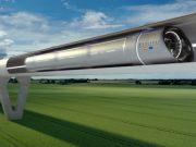 Virgin Hyperloop анонсував пасажирські перевезення зі швидкістю 1200 км/год до 2027 року